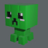 Minecraft creeper image
