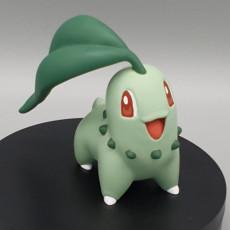 Picture of print of Chikorita(Pokemon)
