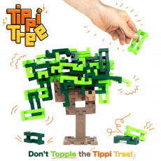 Tippi Tree // Original Tabletop Stacking Game