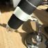 Boucle Support Microscope Numérique image