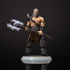 Berserker Miniature