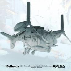 Fallout: Wasteland Warfare - Vehicles Terrain Expansion