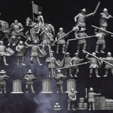 28mm Late Medieval Army