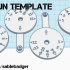 Thudd Gun Template - 40k 2nd edition image