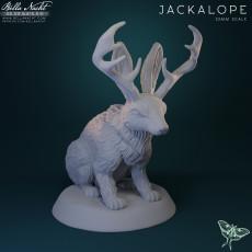 Jackalope - 32mm Scale