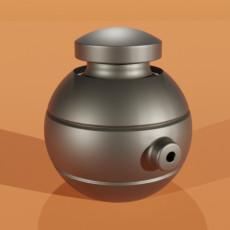 Cute Little Grenade