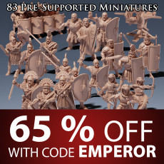 Roman Legion - Complete Set