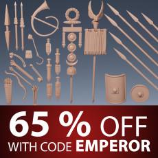 Roman Weapons & Gear