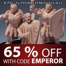 Roman Generals & Senators