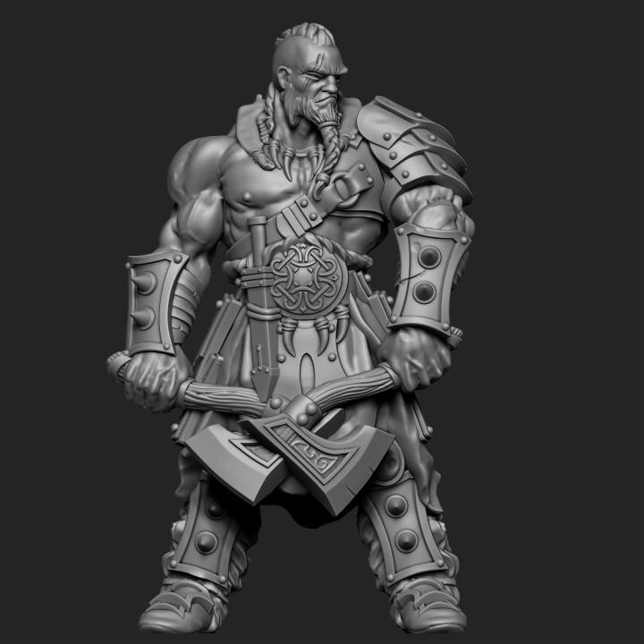 Barbarian Champion