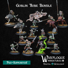 Goblin Tribe Bundle
