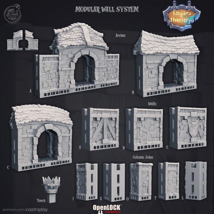 Kingdom Walls (beta.0.1)'s Cover