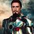 Tony Stark - Head for OpenFigure3D Iron Man image