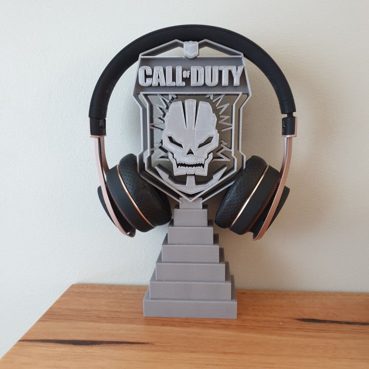 Call of Duty Headphone Stand