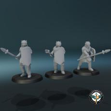 Men-at-arms / Light Infantry / Warriors
