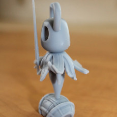 Picture of print of Hollow Knight - Void Heart