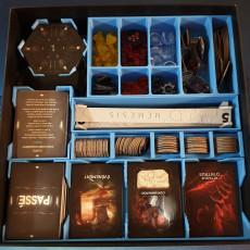 Nemesis board game insert