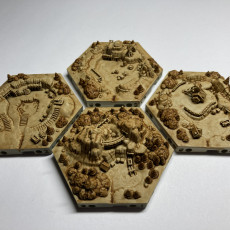 Picture of print of Hexton Hills Mining Set 01