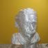 Albert Einstein Support Free print image