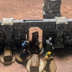 Walls and Junctions - Understone Dungeon