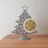 Snowflake Christmas Bauble image