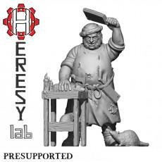 Heresylab - AX003 The butcher