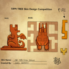 Picture of print of Tippi Tree Skin Design Contest