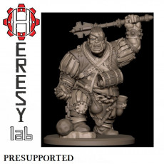 Heresylab - AX024 Sigfried the ogre