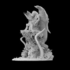 B06 Cthulu :: Possibly Cool Dice Tower