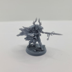 Picture of print of Barbarian Olaf, Eric and Bjorn Modular Heroes