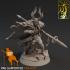 Barbarian Furiana, Gyratos and Tahnar Modular Heroes image