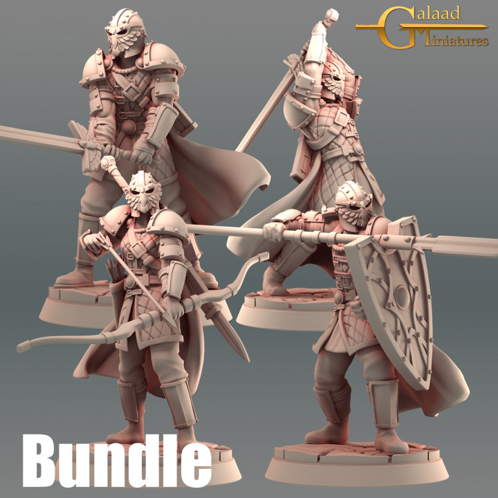 Elite Guards Bundle