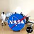 "NASA ""Meatball"" Insignia image"