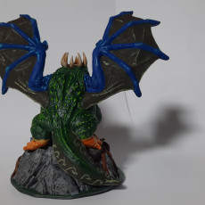 Picture of print of Dragons Of The Lodge Pack 1 - Presupported