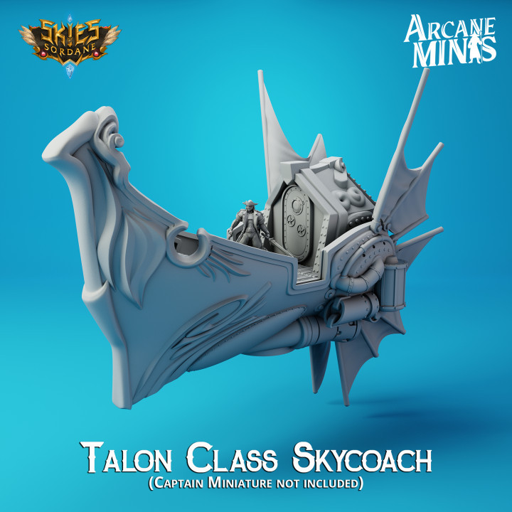 Skycoach | Bonus Model's Cover