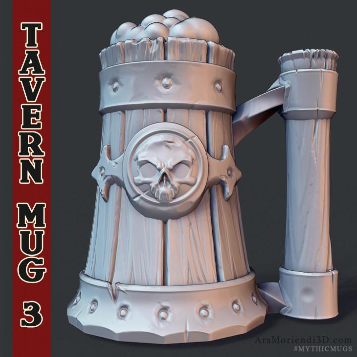Mythic Mugs | Bonus Models's Cover