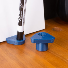 Dry Erase Marker Holder Dog - for Holey Desk