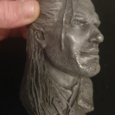 Henry Cavill - A Pop culture inspired bust/wall hanging
