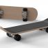 Skateboard toy image