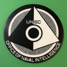 Halo ONI Logo Coaster