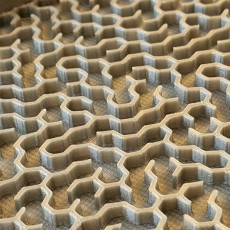 Maze - Tier 5 Hexagonal  - Hard