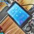 Raspberry pi 4B case for ELECROW 3.5 Monitor image
