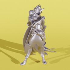 League of Legends Fan Art - Rakan (Fixed & Printable)