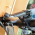 24mm flashlight bike mount image