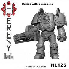 Heresylab HK1 Armor