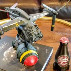 Fallout 4 Veritbird VB-01
