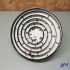 Spiral clock image