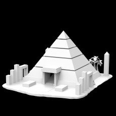 B10 Egypt Mini :: Possibly Cool Dice Tower