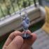 Skeleton Spearmen Command Group - Highlands Miniatures image