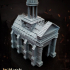 Undead Chapel and Tombs - Highlands Miniatures image